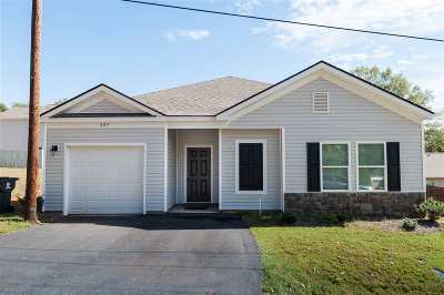 Duncan Single Family Home For Sale: 207 Crescent Circle