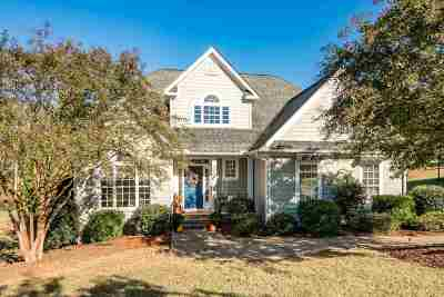 Inman Single Family Home For Sale: 520 Willbrook Court