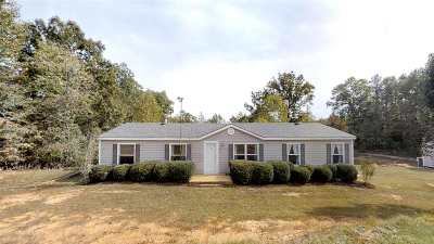 Greenville County Mobile Home For Sale: 395 French Rd