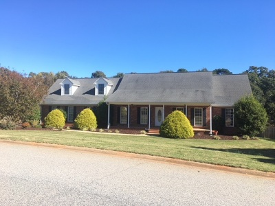 Inman Single Family Home For Sale: 815 Redstone Drive