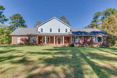 Spartanburg Single Family Home For Sale: 4980 Clifton Glendale Rd