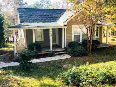 Inman Single Family Home For Sale: 483 Coggins Shore Rd