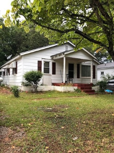 Greenville County, Spartanburg County Single Family Home For Sale: 59 Bomar Street