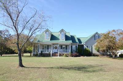 Single Family Home For Sale: 640 Howell Rd