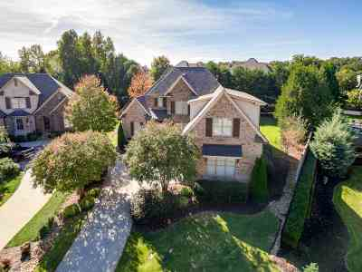 Greer Single Family Home For Sale: 220 Glen Abbey Way