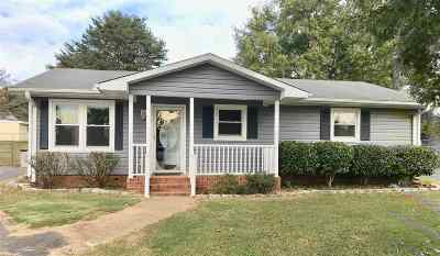 Spartanburg Single Family Home For Sale: 4 Morrow Court