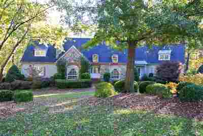Spartanburg Single Family Home For Sale: 349 Matchlock Commons