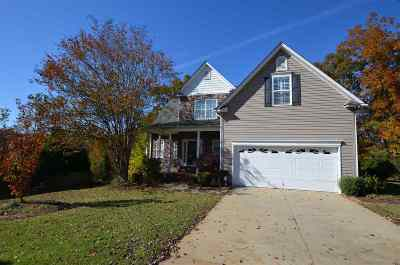 Spartanburg Single Family Home For Sale: 366 Milhaven Drive