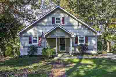 Inman Single Family Home For Sale: 126 Amber Drive