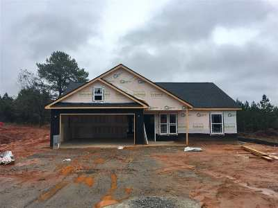 Campobello Single Family Home For Sale: 347 Mill Gin Rd Lot 5