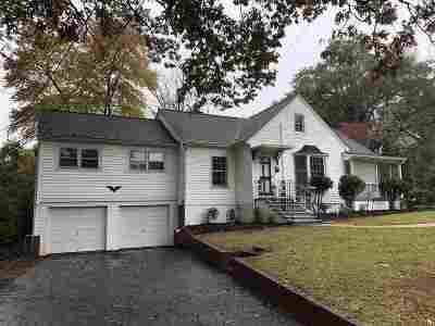 Spartanburg Single Family Home For Sale: 1784 Hillcrest Blvd