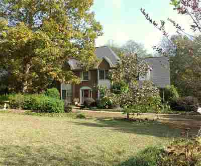 Spartanburg Single Family Home For Sale: 411 Thornhill Drive