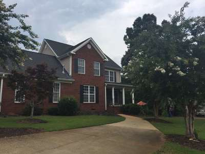 Spartanburg Single Family Home For Sale: 2710 Carolina Country Club Road