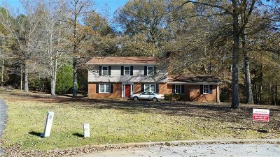 Spartanburg Single Family Home For Sale: 112 Edgebrook Ct