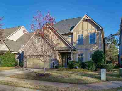 Spartanburg Single Family Home For Sale: N 202 Radcliff