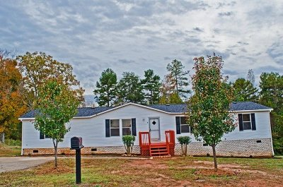 Greenville County Mobile Home For Sale: 4 Backwater Way