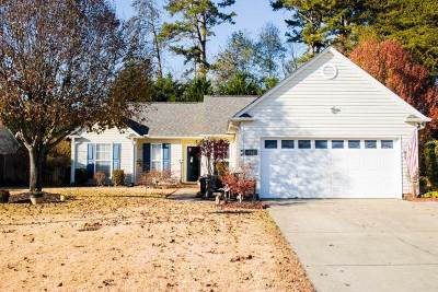 Easley Single Family Home For Sale: 400 Canvasback Way