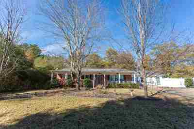 Inman Single Family Home For Sale: 110 Crestview Drive
