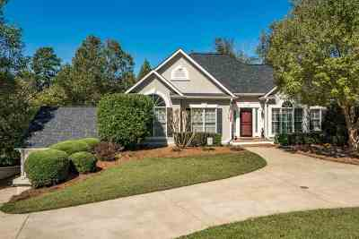 Spartanburg Single Family Home For Sale: 588 Old Iron Works Road