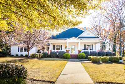 Easley Single Family Home For Sale: 404 East 1st