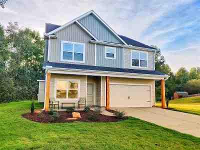 Duncan Single Family Home For Sale: S 684 Morningwood Lane