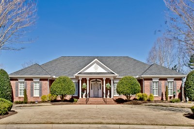 Duncan Single Family Home For Sale: 414 Old South Road