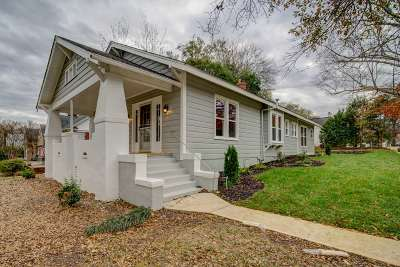 Spartanburg Single Family Home For Sale: 382 Mills Ave