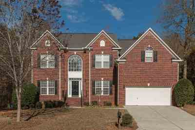Simpsonville Single Family Home For Sale: 12 Brighthaven Court