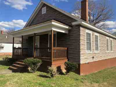 Greenville County, Spartanburg County Single Family Home For Sale: 131 Brewster St