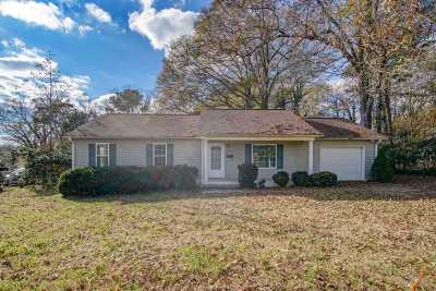 Spartanburg Single Family Home For Sale: 2431 Andrews Rd