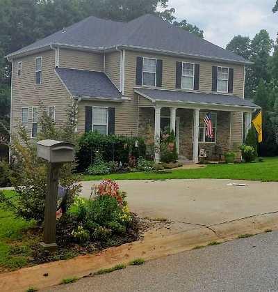 Inman Single Family Home For Sale: 326 Wild Azalea Dr