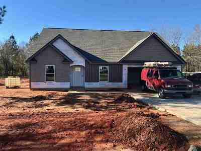 Inman Single Family Home For Sale: 550 Broken Chimney Rd