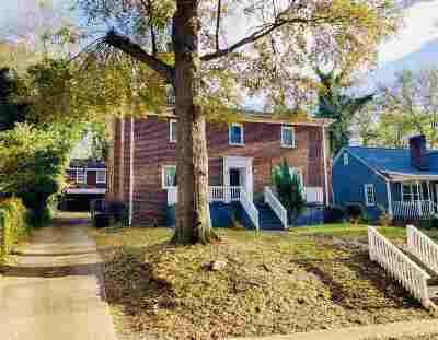 Spartanburg Single Family Home For Sale: 311 Ridgewood Avenue