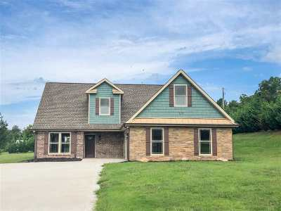 Inman Single Family Home For Sale: 104 Floyd Meadow Dr