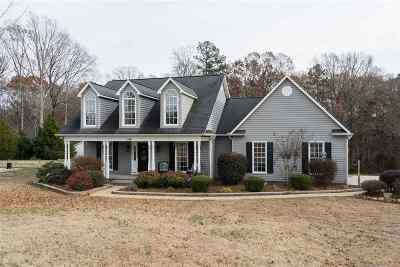 Spartanburg Single Family Home For Sale: 146 White Springs Drive
