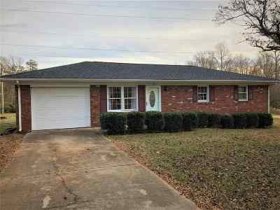 Spartanburg Single Family Home For Sale: 241 Norris Rd