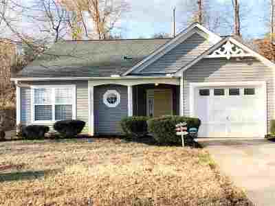Spartanburg Single Family Home For Sale: 310 Wilmont Street