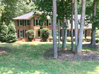 Spartanburg Single Family Home For Sale: 615 Millbrook Drive