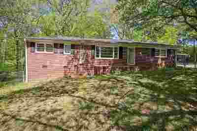Spartanburg Single Family Home For Sale: 340 Tucker Rd