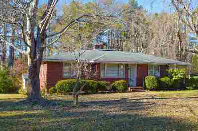 Spartanburg Single Family Home For Sale: 1768 Carolina Country Club Road