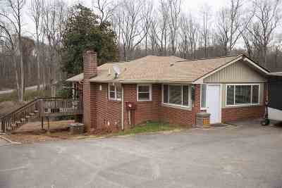 Spartanburg Single Family Home For Sale: 403 Mount Zion Rd