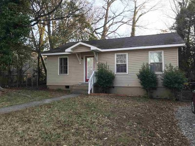 Spartanburg Single Family Home For Sale: 117 Oakdale Ct.
