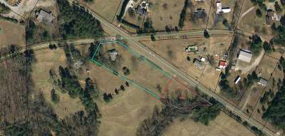 Inman Residential Lots & Land For Sale: 190 Old Highway 11