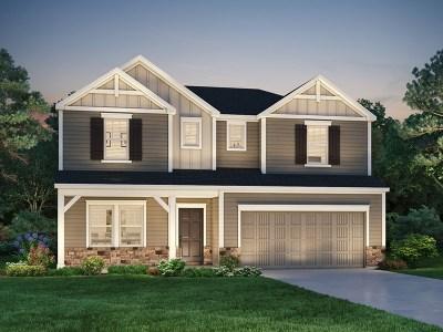 Greer Single Family Home For Sale: 292 Delbourne Lane