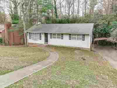 Spartanburg Single Family Home For Sale: 110 Applewood Lane
