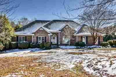 Spartanburg Single Family Home For Sale: 219 Hillsboro Trace