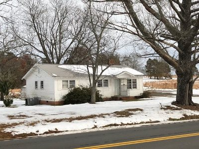 Inman Single Family Home For Sale: 7700 New Cut Rd