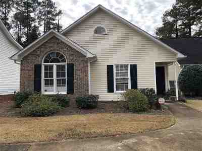 Spartanburg Single Family Home For Sale: 51 Arbour Lane