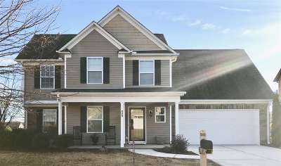 Woodruff Single Family Home For Sale: W 605 Farrell Dr.