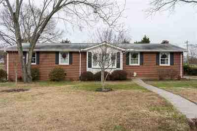 Mauldin Single Family Home For Sale: 209 Bethel Drive